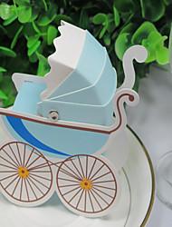Party Favors e articoli da regalo Bomboniere scatole Carta Giardino / Classico Other Non personalizzato Rosa / Blu