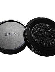 Kameragehäuse und hinteren Objektivdeckel für Minolta Maxxum Dynax 5D 7D 50 70 qtsi htsi STSI