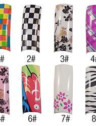 70 Chiodo decorazione di arte strass Perle Cosmetici e trucchi Fantasie design per manicure