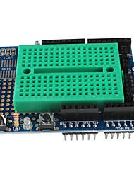escudo prototipo con el mini tablero para (para arduino) (ProtoShield)