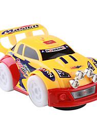 Недорогие -батареи автозапуска мигать колеса гоночного автомобиля игрушка (3xAA)