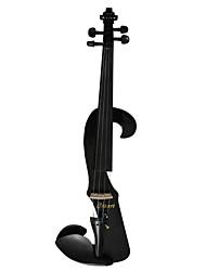 Недорогие -Cozart - (ml014) 4/4 мармелад части электрической скрипке случае / лук / канифоль / кабель / аккумулятора (Лебедь форма)