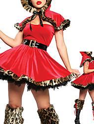 Conte de Fée Costumes de Cosplay Costume de Soirée Féminin Halloween Carnaval Fête / Célébration Déguisement d'Halloween Mosaïque