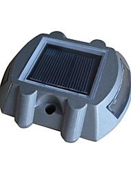 cheap -Solar Aluminum 6-LED Road Driveway Path Stair Light