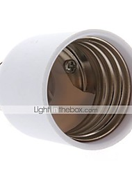 cheap -E27 to E40 E40 Light Socket Plastic