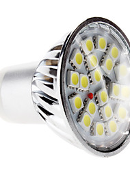 GU10 LED Spotlight MR16 20 SMD 5050 360lm Natural White 6000K AC 220-240V