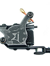 cheap -Tattoo Machine Cast Iron Stamping High Quality Liner and Shader Classic Daily