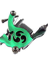 cheap -Coil Tattoo Machine Liner and Shader with 5-8 V Aluminum Alloy Professional / High quality, formaldehyde free