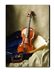 cheap -Hand-Painted Still Life One Panel Canvas Oil Painting For Home Decoration