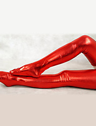 お買い得  -ソックス&ストッキング 肌着 忍者 成人 コスプレ衣装 性別 ソリッド スパンデックス 男性用 女性用 ハロウィーン / 高弾性