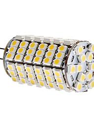 2w g4 ha condotto le luci di mais t 120 smd 3528 200-250lm bianco caldo 3000k dc 12v