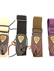 Недорогие -Солдат - (CST1303) Хлопок Guitar / Bass ремень (Multi-цвет)