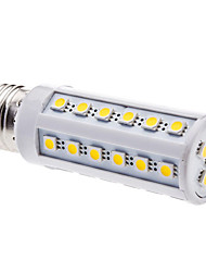 cheap -5W 3000lm E26 / E27 LED Corn Lights T 41 LED Beads SMD 5050 Warm White 220-240V