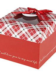 baratos -portador de papel cubóide favor titular com arco dom caixas-1 casamento favores