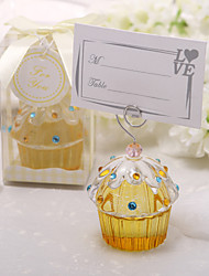 Rhinestone Crystal - 1 Piece/Set Placecard Holders Wedding Reception