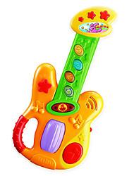 Недорогие -(Гитара игрушки детей) Электронная клавиатура Электронная гитара с ремешком