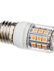 3500 lm E26/E27 LED klipaste žarulje T 30 LED diode SMD 5050 Toplo bijelo AC 110-130V AC 220-240V