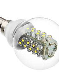 cheap -175lm E14 LED Globe Bulbs G45 32 LED Beads SMD 5050 Natural White 220-240V