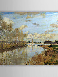 Hand-Painted Famous One Panel Canvas Oil Painting For Home Decoration