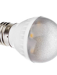 E26/E27 LED Globe Bulbs A50 7 SMD 5050 170lm Warm White 6000K AC 220-240V