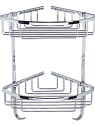 cheap -1pc High Quality Contemporary Stainless Steel Soap Dishes & Holders