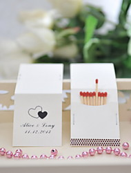 Недорогие -Свадебные прием Плотная бумага Смешанные материалы Свадебные украшения Классика Все сезоны