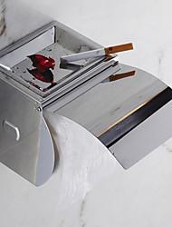 Porte Papier Toilette / Acier inoxydable Acier inoxydable /Contemporain