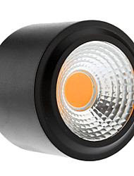 luzes de teto led 1 cob 210lm branco quente 3000k ac 100-240v