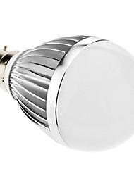 b22 ha portato le lampadine del globo a60 (a19) 18 smd 5730 810lm bianco caldo 3000k ac 85-265v