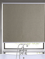 cheap -Room-Darkening 100% Polyester Roller Shade