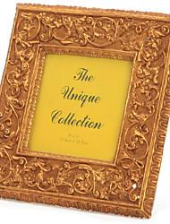 Недорогие -Аллен бронза классический цветок квадратных фото рамка смола