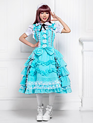 cheap -Sweet Lolita Dress Lolita Women's Dress Cosplay Sleeveless Lolita
