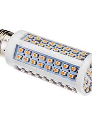 7W E26/E27 LED-kolbepærer T 112 SMD 3528 500 lm Varm hvid Vekselstrøm 220-240 V