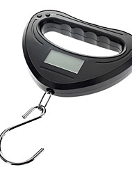 cheap -Precision Portable Electronic Hanging Digital Scale - Black (40kg X 0.01kg)