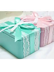 preiswerte -Quader Geschenke Halter mit Schleife Geschenkboxen - 6