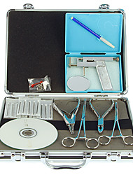 High Quality Professional Body Piercing Kit for Navel Ear Tongue