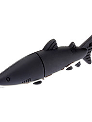 16GB di gomma molle Shark USB Flash Drive