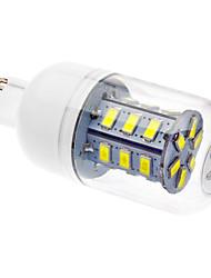 billige -330-380 lm G9 LED-kolbepærer T 24 leds SMD 5730 Kold hvid AC 220-240V