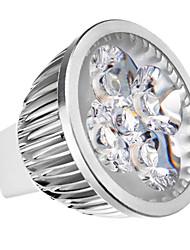 billige -4W 350-400lm lm LED-spotlys leds Dæmpbar Varm hvid 12V