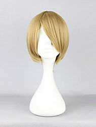cheap -Cosplay Wigs Hetalia Canada Matthew Williams Anime Cosplay Wigs 30 CM Heat Resistant Fiber Men's