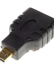billiga -HDMI V1.3 Kvinna till Micro HDMI V1.3 Male Adapter