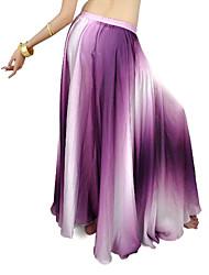abordables -Danse du ventre Jupe Femme Entraînement Polyester