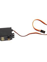 preiswerte -360-Grad-MG995 Servo Getriebe für Roboter Remote Control Cars 55G Kupfer