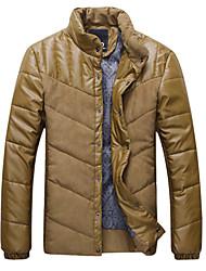 Недорогие -Мужчины толстые пиджаки Хлопок Fasion