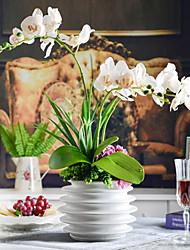 Ramo Tessuto sintetico Orchidee Fiori da tavolo Fiori Artificiali