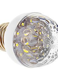 1W E26/E27 Lâmpada Redonda LED 20 90-120 lm Branco Frio AC 220-240 V