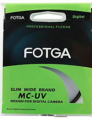 fotga® 49mm ultra slim pro4 mc Multi-Coated UV-UV-Objektivschutz Filter