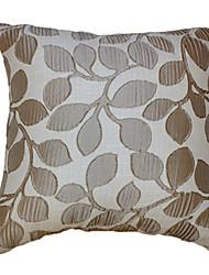 preiswerte -1 Stück Baumwolle / Leinen Kissenbezug, Blumen Landhaus Stil