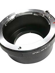EMOLUX Pentax K PK lente para Micro 4/3 adaptador de E-P1 E-P2 E-P3 G1 GF1 GH1 GH2 G3 G2 GF2 GF3