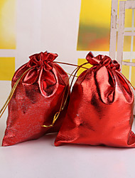 Creative Nonwoven Fabric Favor Holder With Favor Bags-12 Wedding Favors